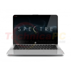 "HP Envy Spectre 14-3007U i5-2467M 4GB 128GB SSD 14"" Black Notebook Laptop"