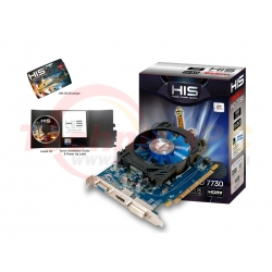 HIS HD 7730 PCI-E 1GB 128 Bit DDR5 VGA Card