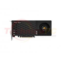 Digital Alliance NVIDIA Geforce GTX 760 2GB DDR5 256 Bit VGA Card