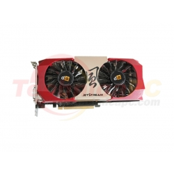 Digital Alliance NVIDIA Geforce GTX 760 Jetstream 2GB DDR5 256 Bit VGA Card