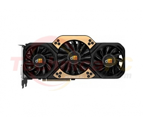 Digital Alliance NVIDIA Geforce GTX 780 Jetstream 3072MB DDR5 284 Bit VGA Card