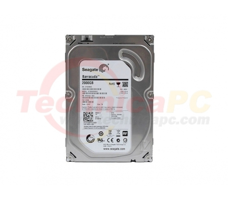Seagate Barracuda 2000GB SATA HDD Internal 3.5""