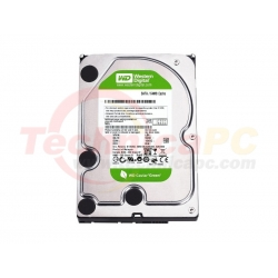 Western Digital Caviar 4TB SATA Green WD40EURX HDD Internal 3.5""