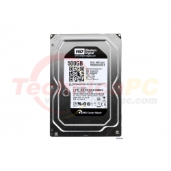 Western Digital Caviar 500GB SATA Black WD5003AZEX HDD Internal 3.5""