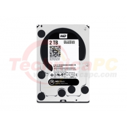 Western Digital Caviar 2TB SATA Black WD2003FZEX HDD Internal 3.5""