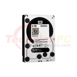 Western Digital Caviar 4TB SATA Black WD4003FZEX HDD Internal 3.5""
