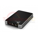 "Western Digital My Passport Studio 1TB USB2.0 WDBK8A0010BBK-PESN HDD External 2.5"""