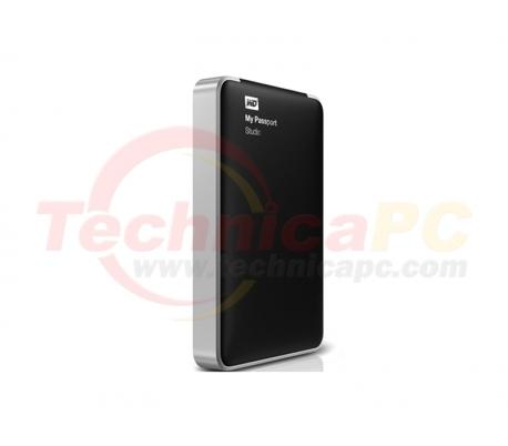 "Western Digital My Passport Studio 2TB USB2.0 WDBS8P0020BBK-PESN HDD External 2.5"""