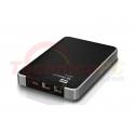 """Western Digital My Passport Studio 1TB USB2.0 WDBGJA0010BBK-PESN HDD External 2.5"""""""