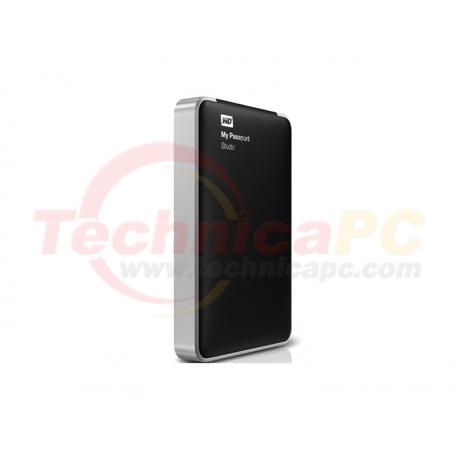 "Western Digital My Passport Studio 2TB USB2.0 WDBU4M0020BBK-PESN HDD External 2.5"""