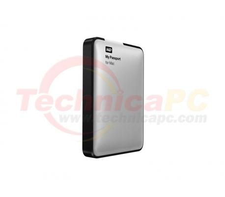 "Western Digital My Passport Mac 1TB USB3.0 WDBLUZ0010BSL-PESN HDD External 2.5"""