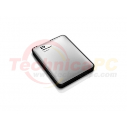 Western Digital My Passport Mac 2TB USB3.0 WDBZYL0020BSL-PESN HDD External 2.5""