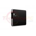"Western Digital My Passport Air 1TB USB2.0 WDBWDG0010BAL-PESN HDD External 2.5"""