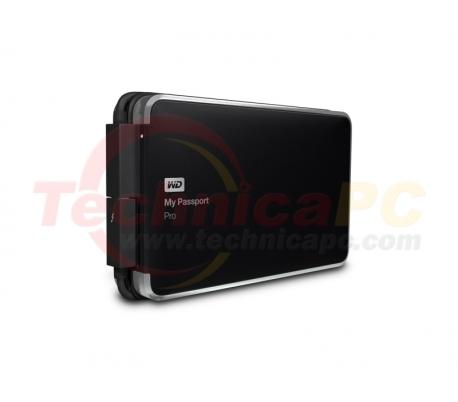 """Western Digital My Passport Pro 2TB USB2.0 WDBRMP0020DBK-PESN HDD External 2.5"""""""