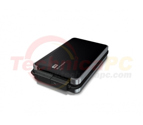 "Western Digital My Passport Pro 4TB USB2.0 WDBRNB0040DBK-PESN HDD External 2.5"""