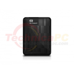 Western Digital My Passport Enterprise 500GB USB2.0 WDBHEZ5000ABK-PESN HDD External 2.5""