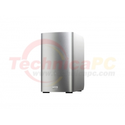 Western Digital My Book Thunderbolt Duo with TB Cables 4TB WDBUTV0040JSL-SESN HDD External 3.5""