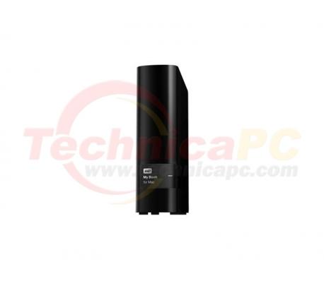 """Western Digital My Book Mac Edition 2TB USB3.0 WDBYCC0020HBK-SESN HDD External 3.5"""""""