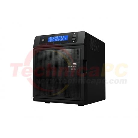 """Western Digital Sentinel DX4000 4TB WDBLGT0040KBK-SESN HDD External 3.5"""""""