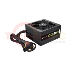 Corsair CX750M (CP-9020061-EU) 750W Power Supply