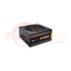 Corsair RM550 (CP-9020053-EU) 550W Power Supply