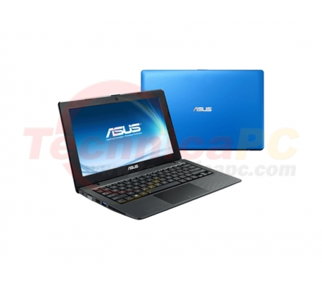 "Asus X200CA-KX186D Intel Celeron 1007U 2GB 500GB 11.6"" Blue Netbook Laptop"