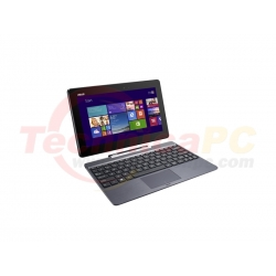"Asus Transformer Book T100TA-DK005H Z3740 2GB 500GB + 32GB MMC 10.1"" Gray Netbook Laptop"