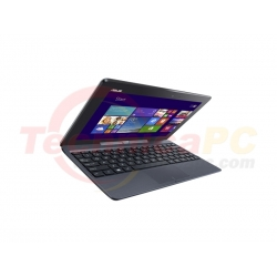 "Asus Transformer Book T100TA-DK007H Z3740 2GB 500GB + 64GB MMC 10.1"" Gray Netbook Laptop"