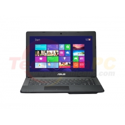 "Asus X452EA-VX026D AMD E1-2500 500GB 2GB 14"" Black Notebook Laptop"