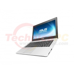 "Asus X452EA-VX027D AMD E1-2500 500GB 2GB 14"" White Notebook Laptop"