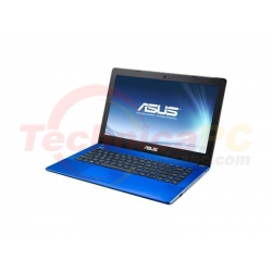 "Asus A450CA-WX102D Celeron 1007U 500GB 2GB 14"" Blue Notebook Laptop"