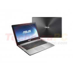 "Asus X450CC-WX283D Celeron 2117U 500GB 2GB 14"" Gray Notebook Laptop"