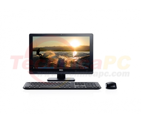 "DELL Inspiron 2020AIO (All In One) Core i3-3240T Touchscreen LCD 20"" Desktop PC"