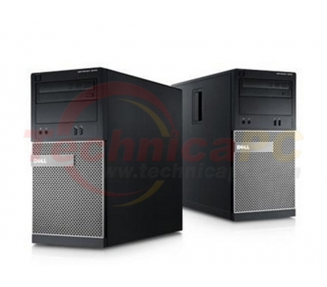 "DELL Optiplex 3010MT (Mini Tower) Core i3-3240 2GB 500GB Windows 7 Professional LCD 18.5"" Desktop PC"