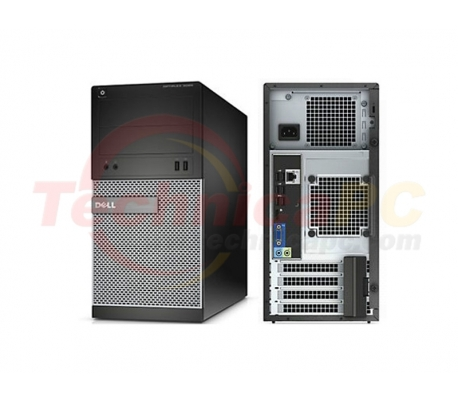 "DELL Optiplex 3020MT (Mini Tower) Core i5-4570 4GB 500GB Windows 7 Professional LCD 18.5"" Desktop PC"