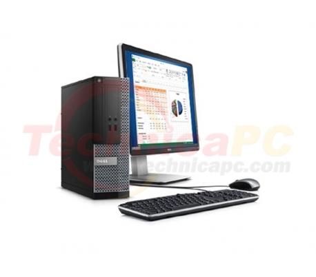 """DELL Optiplex 3020SFF (Small Form Factor) Core i3-4130 2GB 500GB LCD 18.5"""" Desktop PC"""
