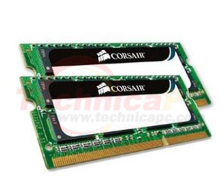 Corsair SODIMM DDR3 8GB (2x4GB) 1333MHz PC-10600 CMSO8GX3M2A1333C9 Laptop Memory