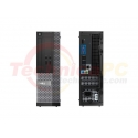 "DELL Optiplex 3020SFF (Small Form Factor) Core i3-4130 4GB 500GB Windows 7 Professional LCD 18.5"" Desktop PC"
