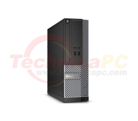"DELL Optiplex 3020SFF (Small Form Factor) Core i5-4670 4GB 500GB Windows 7 Professional LCD 18.5"" Desktop PC"