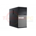 "DELL Optiplex 9020MT (Mini Tower) Core i5-4690 4GB 500GB VGA 1GB Windows 7 Professional LCD 18.5"" Desktop PC"