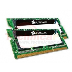 Corsair SODIMM DDR3 4GB 1333MHz PC-10600 CMSO4GX3M1A1333C9 Laptop Memory