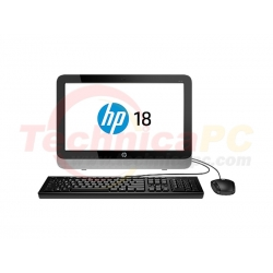 "HP Pavilion 18-5025X AMD E1-2500 18.5"" All-In-One Desktop PC"