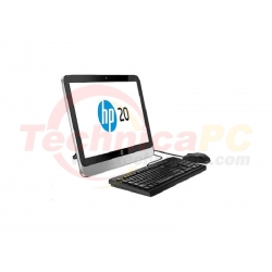 "HP Pavilion 20-2010L Intel Pentium J2900 20"" All-In-One Desktop PC"