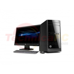 "HP Pavilion 110-050D Core i3-3240T LCD 20"" Desktop PC"