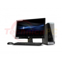 "HP Slimline 400-220D Core i5-5470 LCD 20"" Desktop PC"