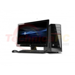 "HP Envy 700-200D Core i7-4770 LCD 23"" Desktop PC"