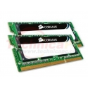 Corsair SODIMM DDR3 2GB 1333MHz PC-10600 CMSO2GX3M1A1333C9 Laptop Memory