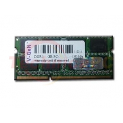 V-Gen SODIMM DDR3 8GB 1333MHz PC-10600 Laptop Memory