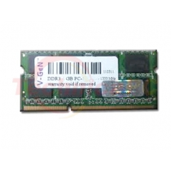 V-Gen SODIMM DDR3 4GB 1333MHz PC-10600 Laptop Memory