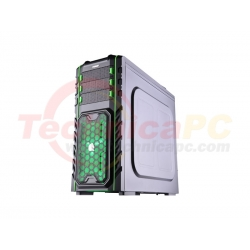 Dazumba D-Vito 911 Desktop PC Case